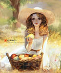 Early Autumn by Claparo-Sans