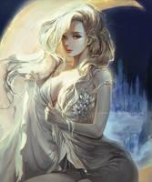 Luna by Claparo-Sans