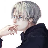 [YOI] Victor 1 by Claparo-Sans