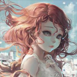 [COMM] - Winnie Sawyer by Claparo-Sans