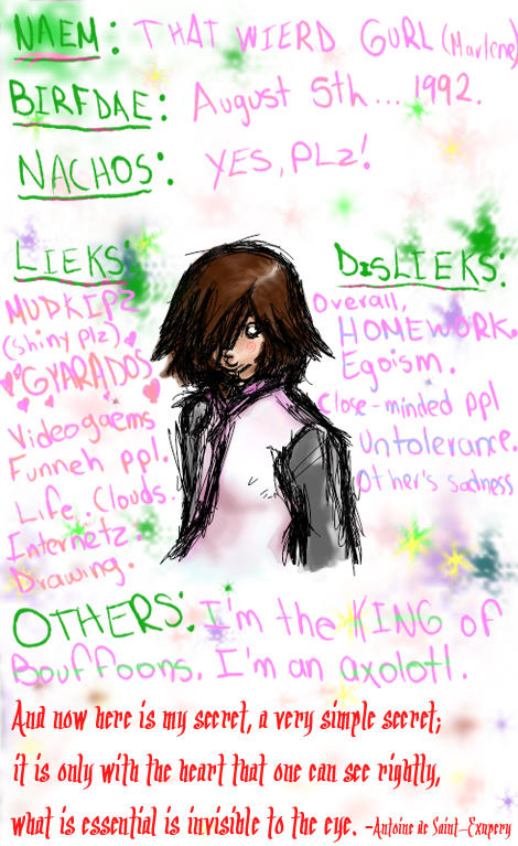 X-MegaGirl's Profile Picture