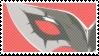 joker mask stamp by kougaon