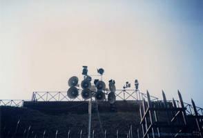 Coliseum Speakers by OrbitalChiller