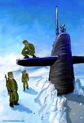 Arctic Speedpaint by OrbitalChiller