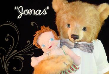 Jonas 5 by montybearkins
