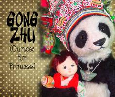 Gong Zhu 4 by montybearkins