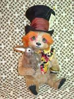 Hatta Mad Hatter Bear 3 by montybearkins
