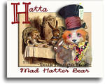 Hatta Mad Hatter Bear's Intro by montybearkins