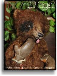 Lil' Slugger by montybearkins