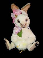 Cynthia Bunny by montybearkins