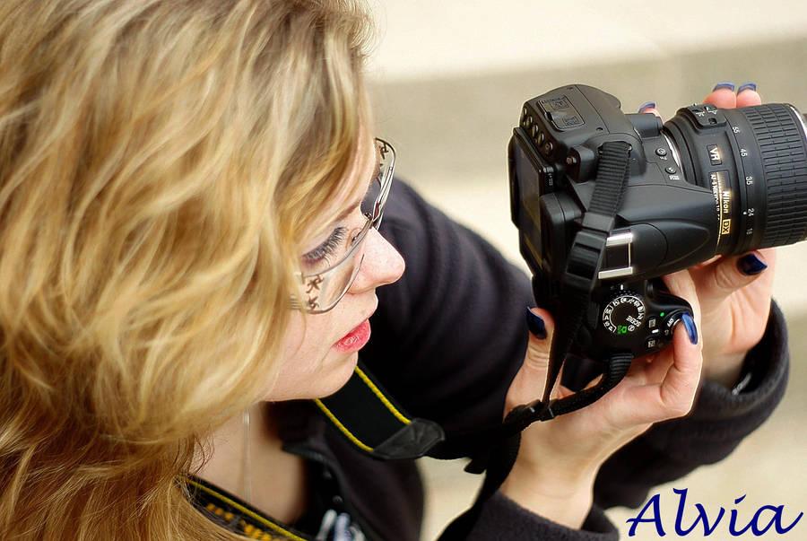 Alvia's Profile Picture