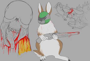 Doom: Daisy's Revenge by Troodontidae