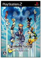 Kingdom Hearts- Final Mix by sakarja