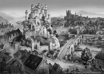 Kloster by Odysseusart