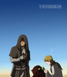 Tatooine swtor by Poticceli