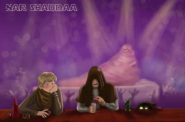 Nar Shaddaa Swtor by Poticceli
