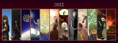Calendar 2012 by Poticceli