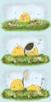 Spring spring spring ! by Poticceli