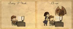 Bioshock Infinite by Poticceli