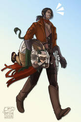 Grab your Miqo'te by Poticceli