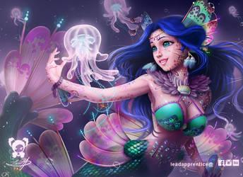 Mermaid 2 by LeadApprentice