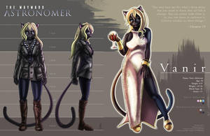 TWA Character Sheet: Vanir Ahlstrom by Kafelnikov