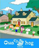 Poptropica: Quahog Island by Pizzaface4372
