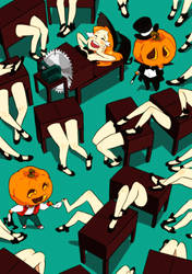 Halloween 2012 by kosal