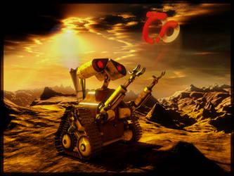 SteamPunk Wall-E by arfur9