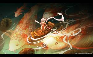 SUSHI EXPRESS by Starlitdragon