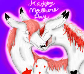 Happy Mother's Day by HikariDana