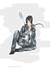 Mukuro by jildingroi