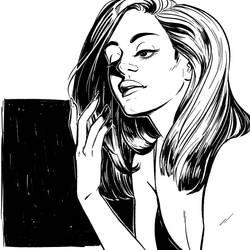 Lana Del Rey (Carmen) by Toniic