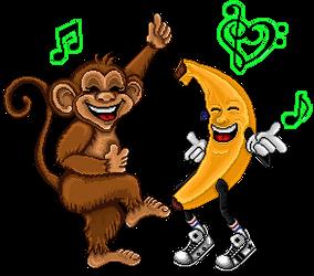 MonkeyNana by MidnightStargazer