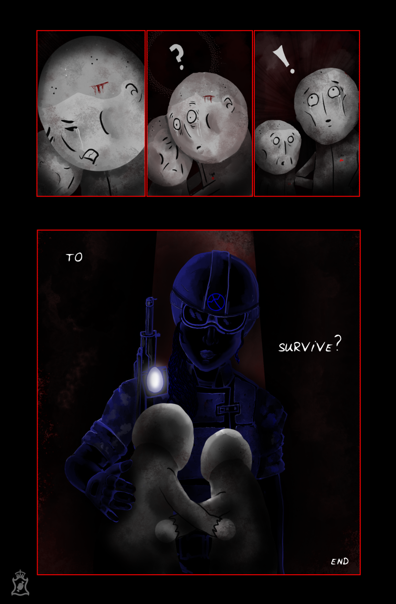 Red Sector A - Page 9 by beefgnawpolis