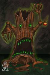 Wood Elemental by beefgnawpolis