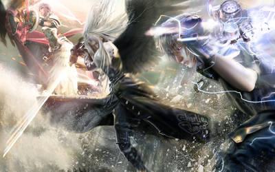 When The Worlds Collide.Final Duel by CharlieRomeo