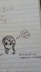 How did Coleridge get in my notebook?  by Tiggidou