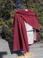 Half circular cloak by Laerad