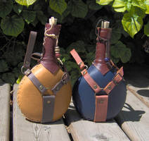 Bottles by Laerad