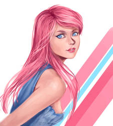 Bubble Gum by CharmaineCheese