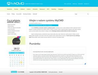 MYCMD admin system by thetommy