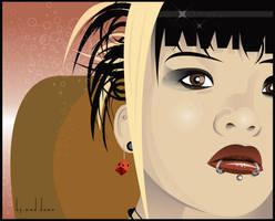 .:StrangerOnATrain:. by mad-dame