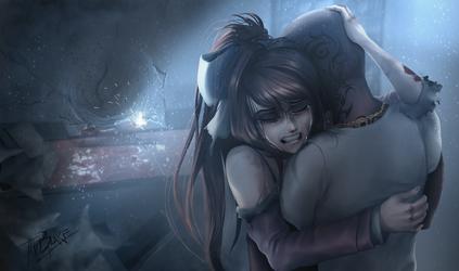 CM: Monika by ThyBlake