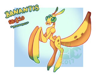 Banantis Auction -CLOSED- by ground-lion
