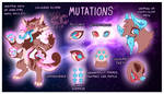 Chimereon Mutations by ground-lion