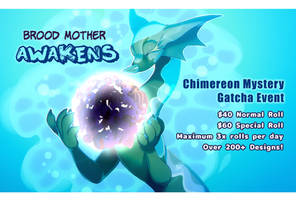 Brood Mother: Chimereon Gatcha -CLOSED- by ground-lion