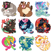 Chimereon TH Icons by ground-lion