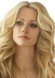 Avril Lavigne by Shiningfleur
