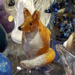 Glass Fox by kay-of-doom